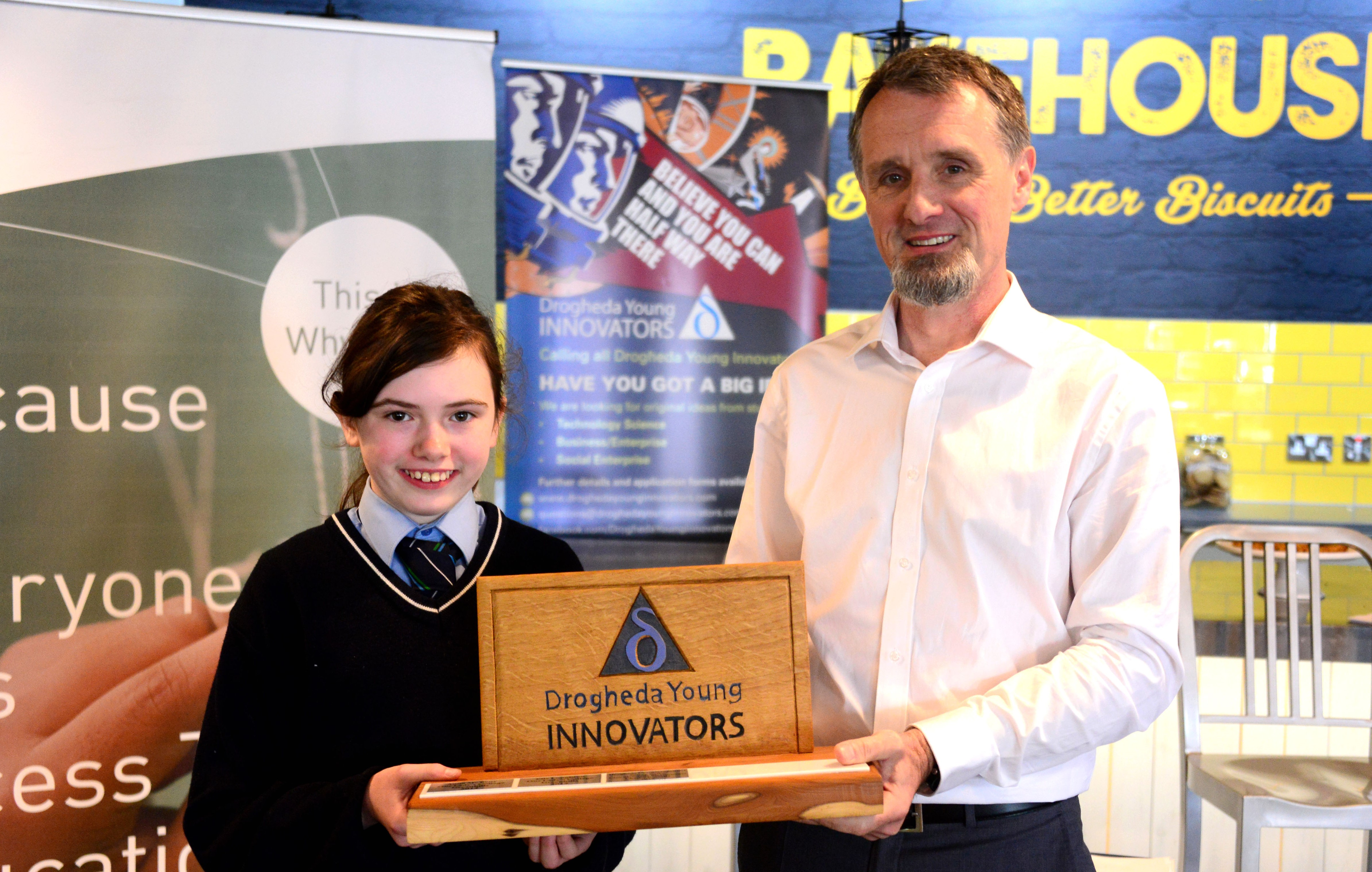 Drogheda Young Innovators 2017 Overall Winner