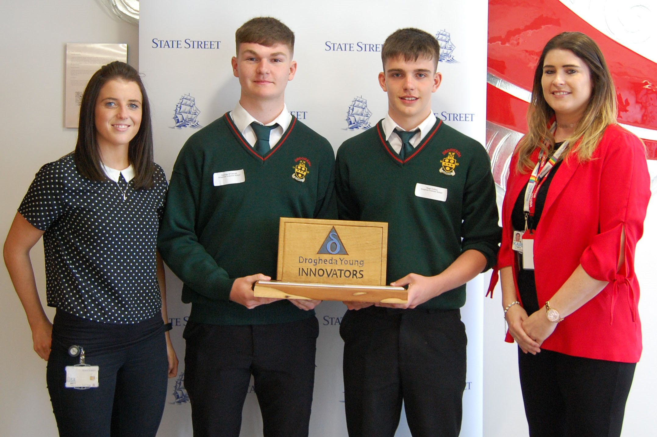 Drogheda Young Innovators 2018 Overall Winners
