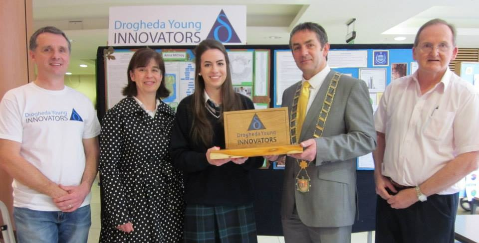 Drogheda Young Innovators 2014 Award Ceremony